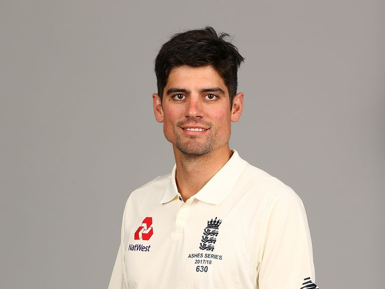 Lessons From Alastair Cook